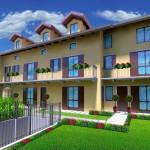Complesso La Corte - appartamenti in costruzione, varie metrature